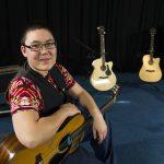 GUITAR STAR - Acoustic Rehearsal - John Henry's Studio 27/05/2015